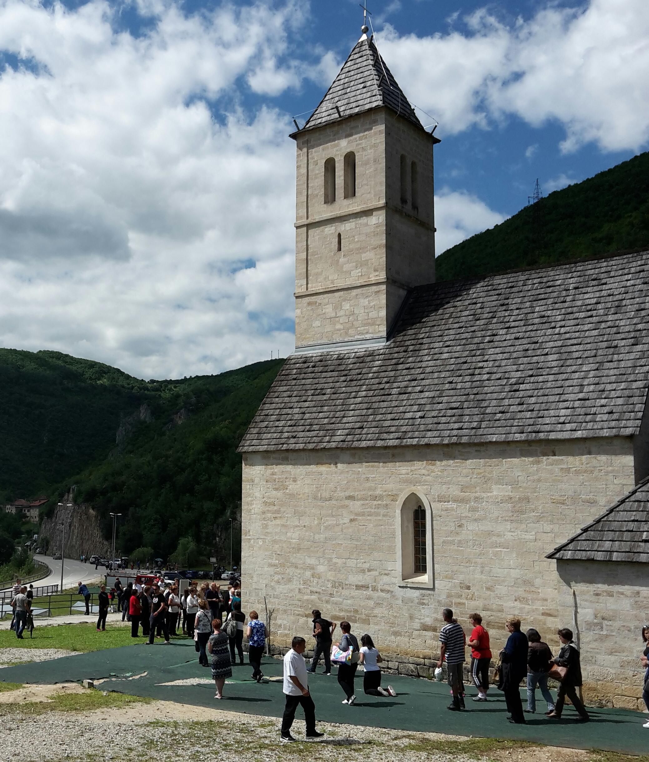 Pyhän Johanneksen kirkko